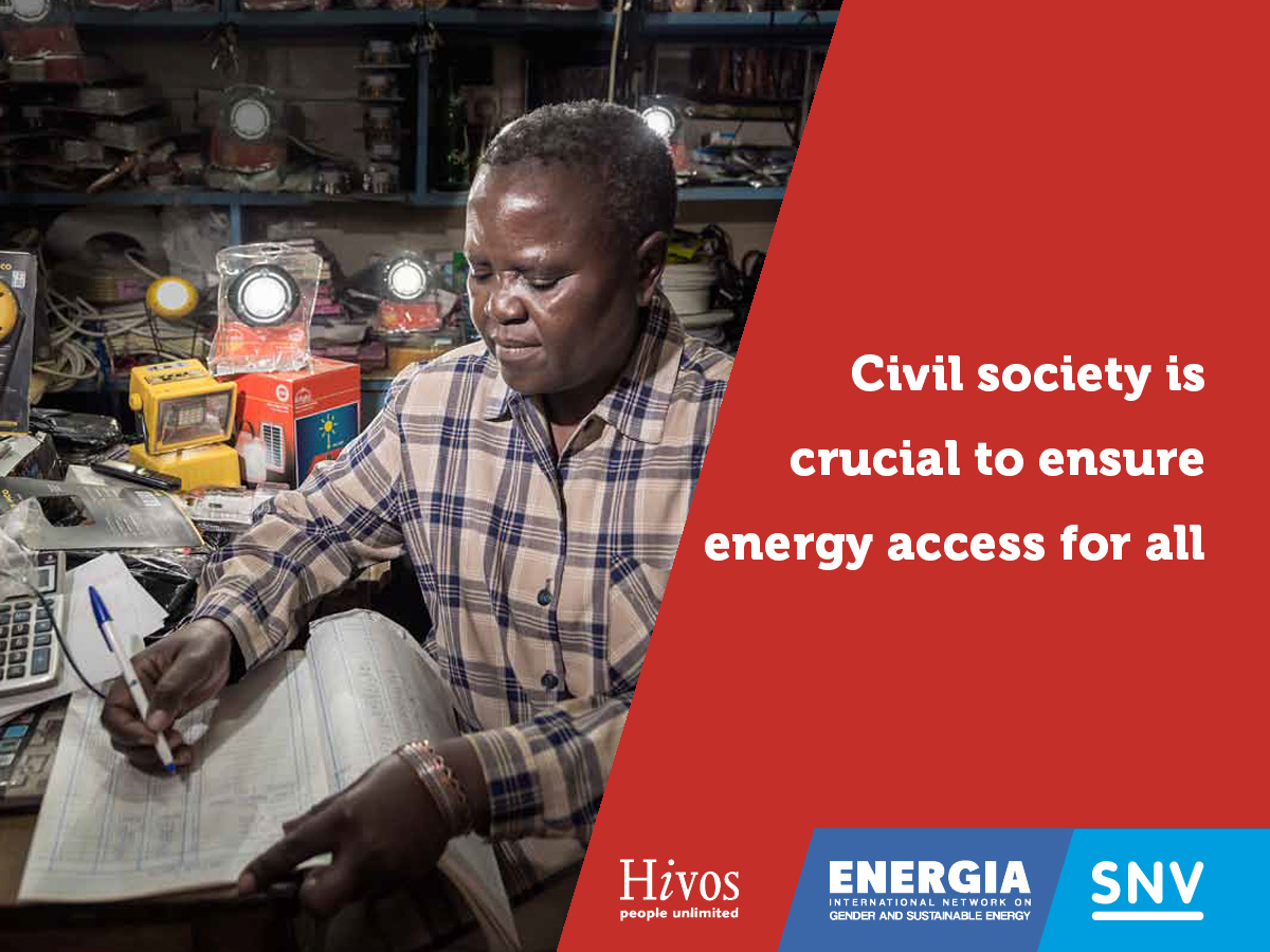 cs crucial to ensure energy access