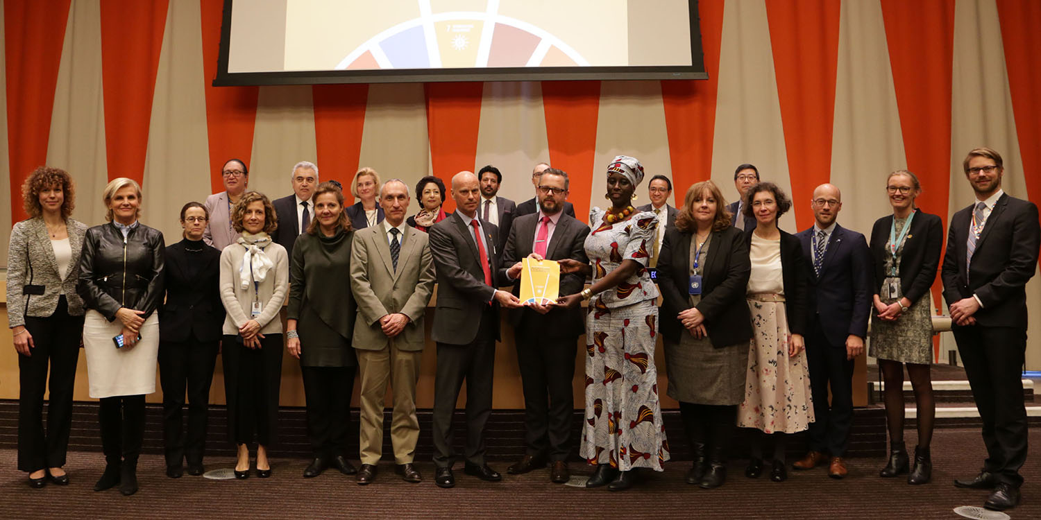 SDG7 policy brief launch