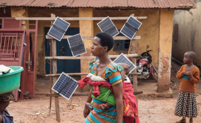 A lobby & advocacy approach to promote decentralized renewable energy solutions to achieve universal energy access