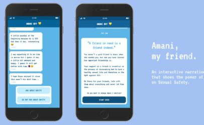Digital game 'Amani, My Friend' wins HIV and sexual health information competition