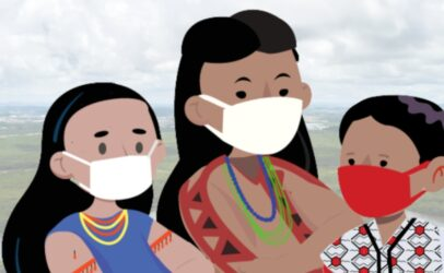 Hivos expands the Amazon Indigenous Health Route