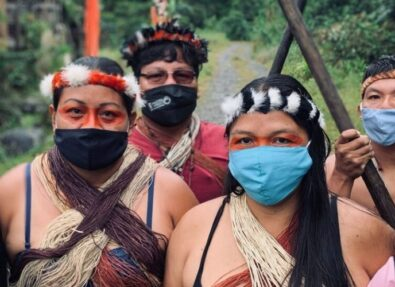 Amazon Indigenous Health Route