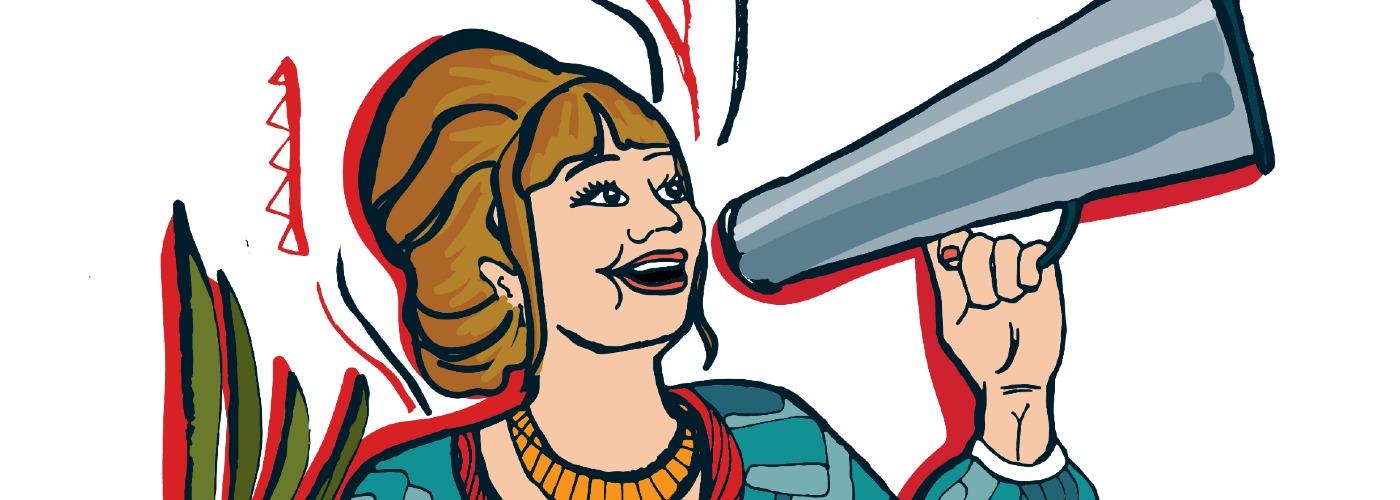 Marinke van Riet illustration