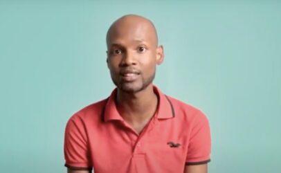 Urgent message of LGBTQI+ activist wins award for best messaging