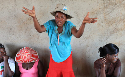 Kenya must safeguard the sexual and reproductive health rights of young girls and women