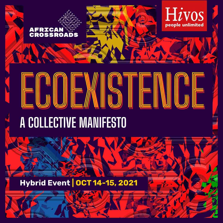 Ecoexistence flyer African Crossroads
