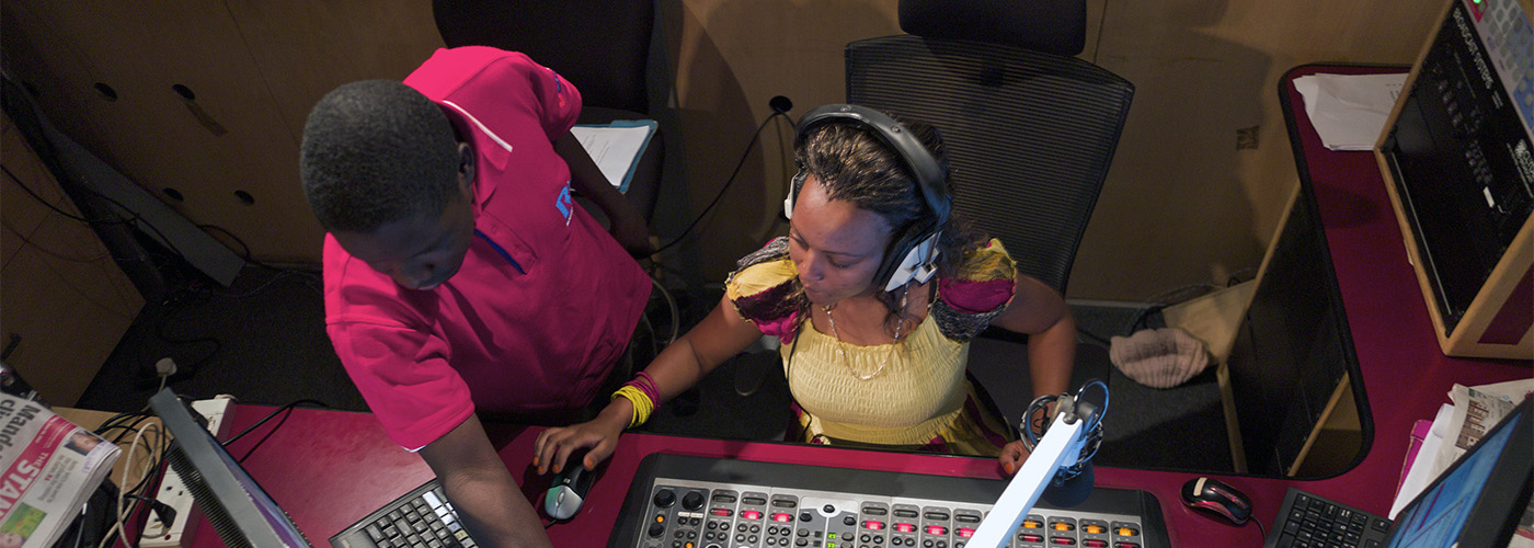Kenya Media Program