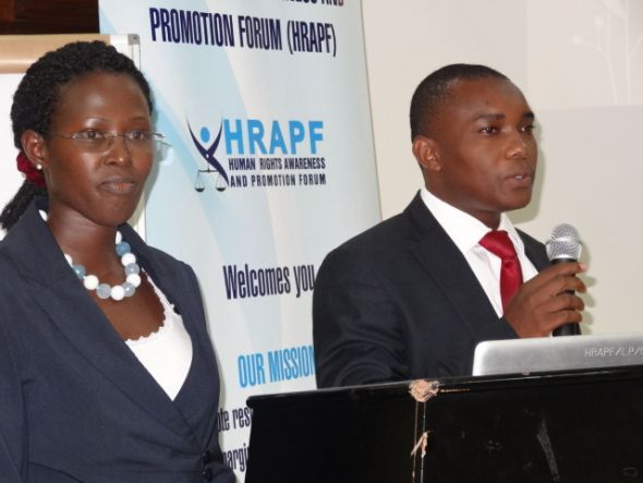 Hivos: The Ugandan government must guarantee safety and security for human rights actors