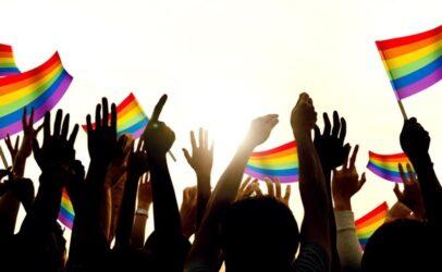 Commemorating International Day Against Homophobia Biphobia and Transphobia