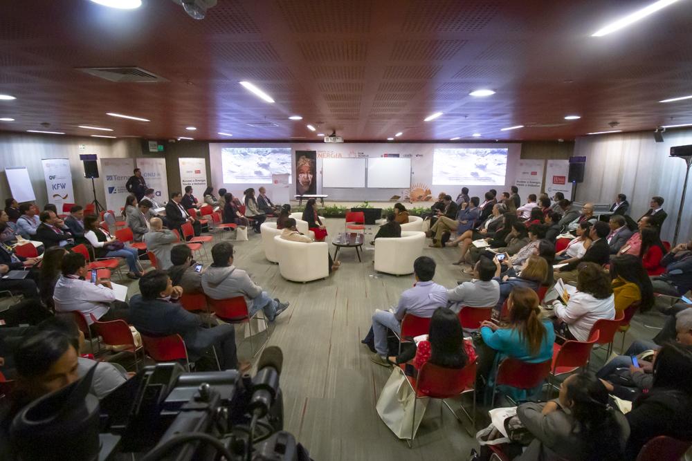 Energy Week 2019: Latin American stories of women and energy