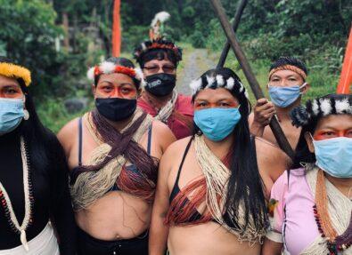 Amazon Indigenous Health Route