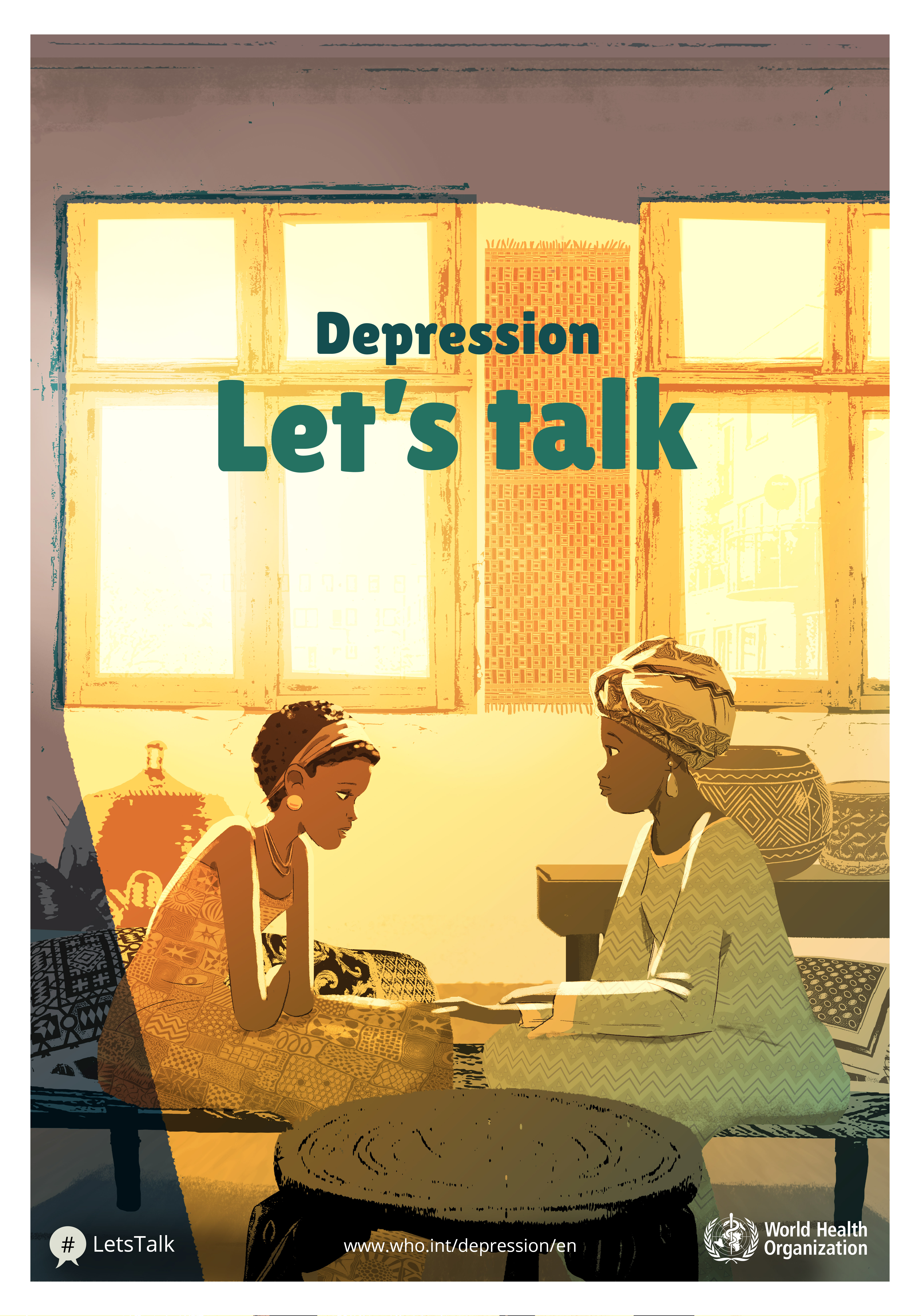 Talking Can Help With Depression Among Young People