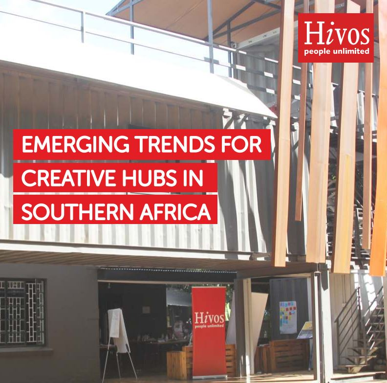 Emerging Trends for Creative Hubs in Southern Africa