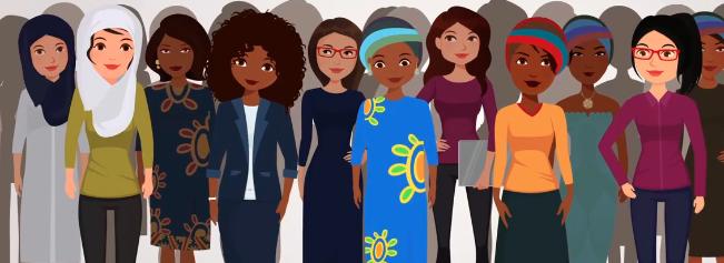 Gender Equality, taking steps towards 50-50