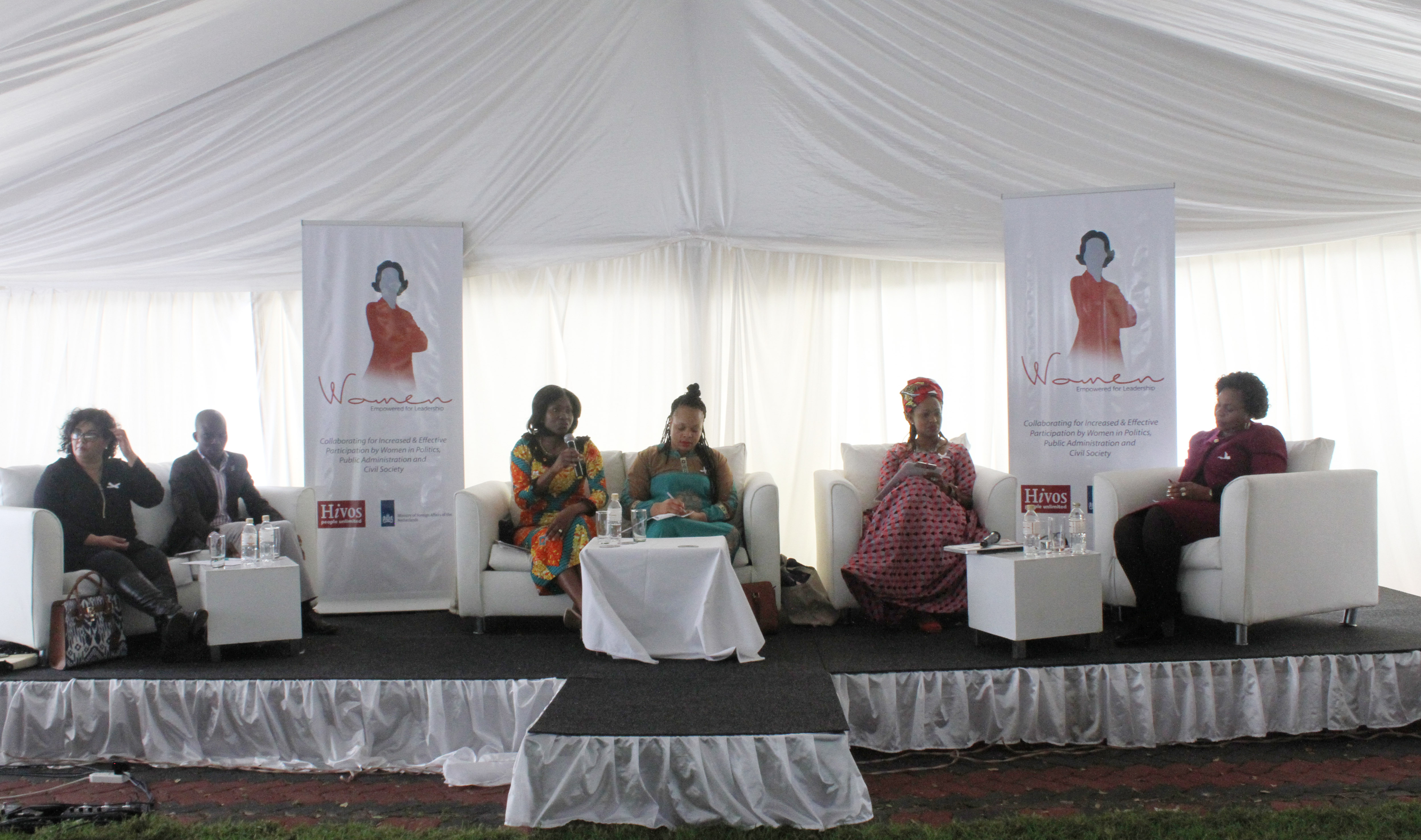 Women Empowered for Leadership Programme Launches in Zimbabwe