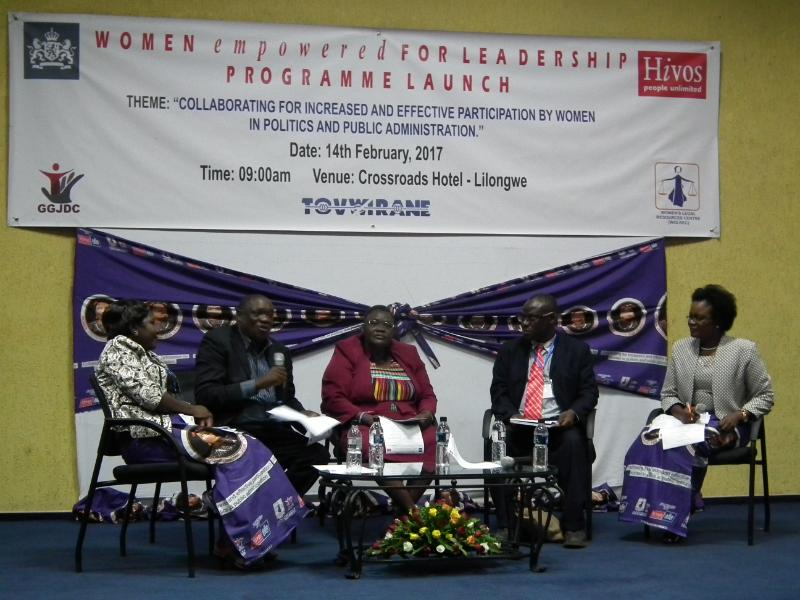 Women Empowered for Leadership Launches in Malawi
