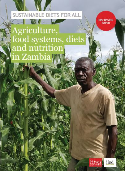 Rethink Required to Boost Nutritional Value and Sustainability of Zambia's Food System