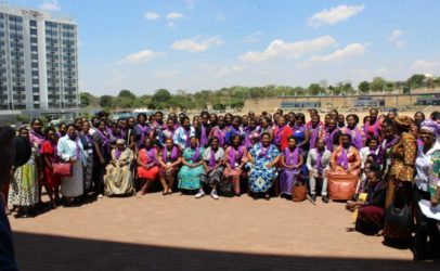 Women in Malawi going strong on Gender Equality